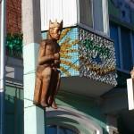 Сказочный уголок у Царевококшайского кремля