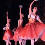На Патриаршей площади йошкаролинцы посмотрели балет «Эсмеральда»