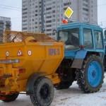 Снегоуборочная техника Йошкар-Олы переведена на круглосуточный режим работы